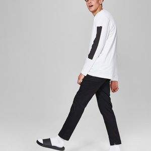 Men's skinny chino pants size 34